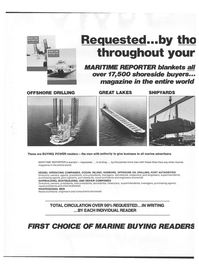 Maritime Reporter Magazine, page 26,  Jul 15, 1978 PORT AUTHORITIES Directors