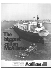 Maritime Reporter Magazine, page 1,  Jul 15, 1978 New York Harbor