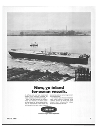 Maritime Reporter Magazine, page 3,  Jul 15, 1978 Division of Texas Gas Trans