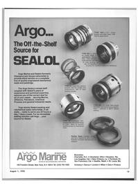 Maritime Reporter Magazine, page 11,  Aug 1978 Ohio