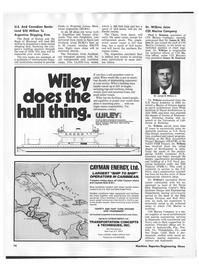 Maritime Reporter Magazine, page 12,  Aug 1978 Florida