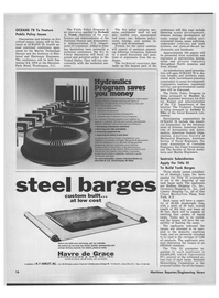 Maritime Reporter Magazine, page 14,  Aug 1978