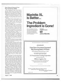 Maritime Reporter Magazine, page 31,  Aug 1978 bottom miner