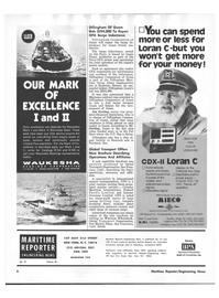 Maritime Reporter Magazine, page 2,  Aug 1978 Connecticut