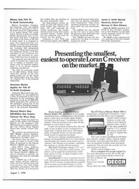 Maritime Reporter Magazine, page 3,  Aug 1978 Ohio