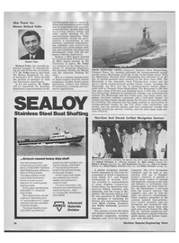 Maritime Reporter Magazine, page 14,  Aug 15, 1978 Edward Blayer