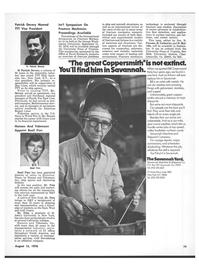 Maritime Reporter Magazine, page 15,  Aug 15, 1978 Georgia