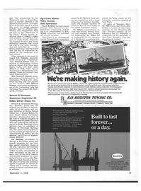 Maritime Reporter Magazine, page 15,  Sep 1978 Colorado