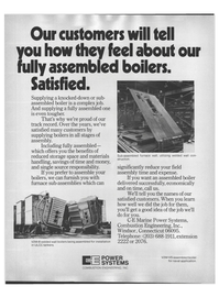Maritime Reporter Magazine, page 18,  Sep 1978 Combustion Engineering Inc.