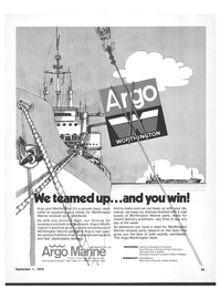 Maritime Reporter Magazine, page 31,  Sep 1978 New York