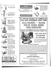 Maritime Reporter Magazine, page 35,  Sep 1978