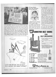 Maritime Reporter Magazine, page 43,  Sep 1978