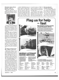 Maritime Reporter Magazine, page 47,  Sep 1978 Scandinavia