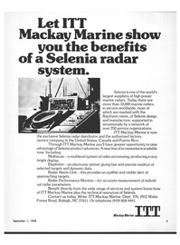 Maritime Reporter Magazine, page 3,  Sep 1978 video processing