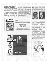 Maritime Reporter Magazine, page 4th Cover,  Oct 1978