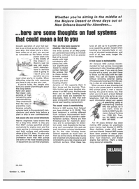 Maritime Reporter Magazine, page 3,  Oct 1978 fuel systems