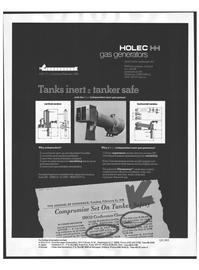 Maritime Reporter Magazine, page 10,  Nov 1978 gas generators