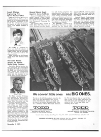 Maritime Reporter Magazine, page 11,  Nov 1978