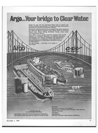 Maritime Reporter Magazine, page 17,  Nov 1978 marine sewage treatment systems