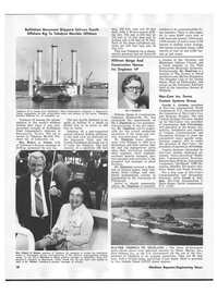 Maritime Reporter Magazine, page 18,  Nov 1978 Sherman C. Perry