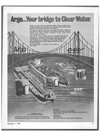 Maritime Reporter Magazine, page 19,  Nov 1978 Clear Water