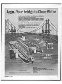Maritime Reporter Magazine, page 19,  Nov 1978