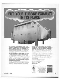 Maritime Reporter Magazine, page 23,  Nov 1978 Heat Exchange Institute