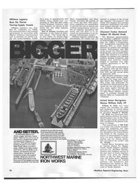 Maritime Reporter Magazine, page 24,  Nov 1978