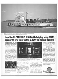 Maritime Reporter Magazine, page 25,  Nov 1978