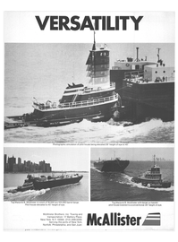 Maritime Reporter Magazine, page 1,  Nov 1978 transportation