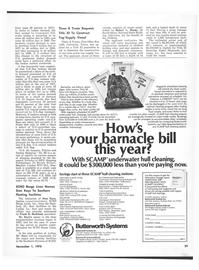 Maritime Reporter Magazine, page 33,  Nov 1978 Texas