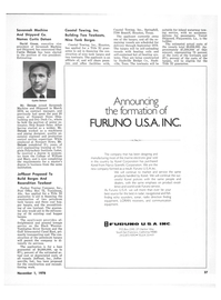 Maritime Reporter Magazine, page 41,  Nov 1978