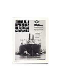 Maritime Reporter Magazine, page 11,  Nov 15, 1978 Bethlehem Steel Corporation