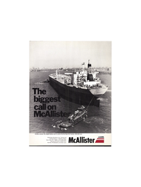 Maritime Reporter Magazine, page 1,  Nov 15, 1978 McAllister Brothers Inc.