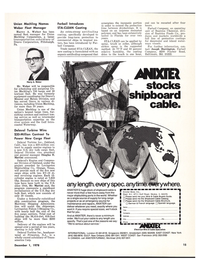 Maritime Reporter Magazine, page 15,  Dec 1978 California