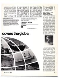 Maritime Reporter Magazine, page 17,  Dec 1978