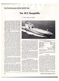 Maritime Reporter Magazine, page 20,  Dec 1978