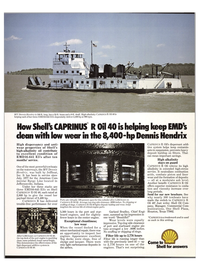 Maritime Reporter Magazine, page 3rd Cover,  Dec 1978 high-alkalinity oil