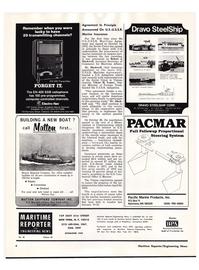Maritime Reporter Magazine, page 2,  Dec 1978 Arkansas