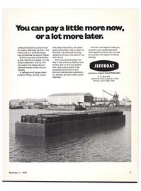Maritime Reporter Magazine, page 3,  Dec 1978
