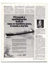 Maritime Reporter Magazine, page 6,  Dec 1978