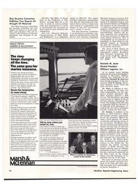Maritime Reporter Magazine, page 14,  Dec 15, 1978