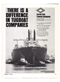 Maritime Reporter Magazine, page 17,  Dec 15, 1978