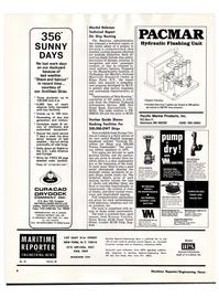 Maritime Reporter Magazine, page 2,  Dec 15, 1978 Washington