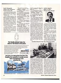 Maritime Reporter Magazine, page 38,  Dec 15, 1978 Milton U. Clauser