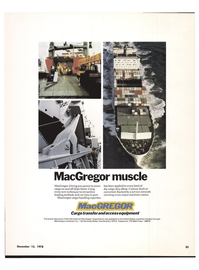 Maritime Reporter Magazine, page 39,  Dec 15, 1978 United States