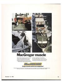 Maritime Reporter Magazine, page 39,  Dec 15, 1978 United States