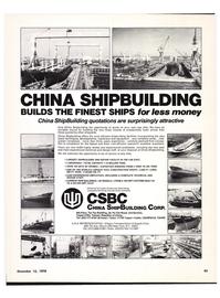Maritime Reporter Magazine, page 47,  Dec 15, 1978
