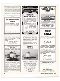 Maritime Reporter Magazine, page 4th Cover,  Dec 15, 1978 New Jersey
