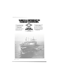 Maritime Reporter Magazine, page 11,  Jan 15, 1980 CURTIS BAY TOWING COMPANY